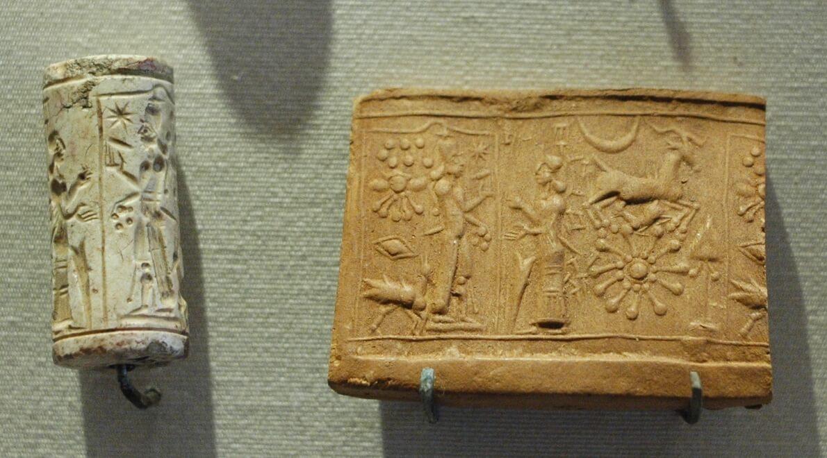 Seal In Mesopotamia