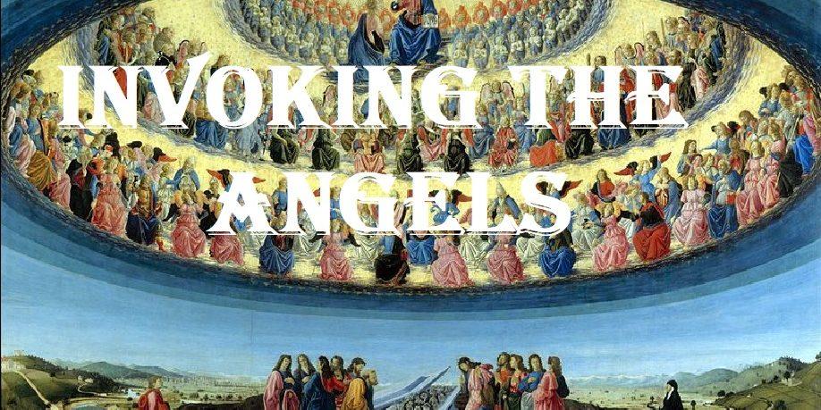 Kabbalah And Invoking The Angels - Izabael Dajinn's Occult Corner